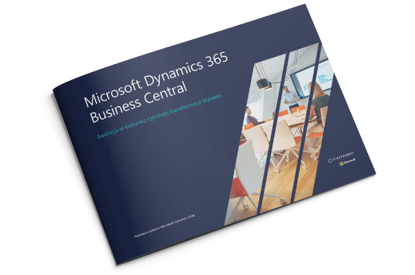 E-book Microsoft Dynamics 365 Business Central