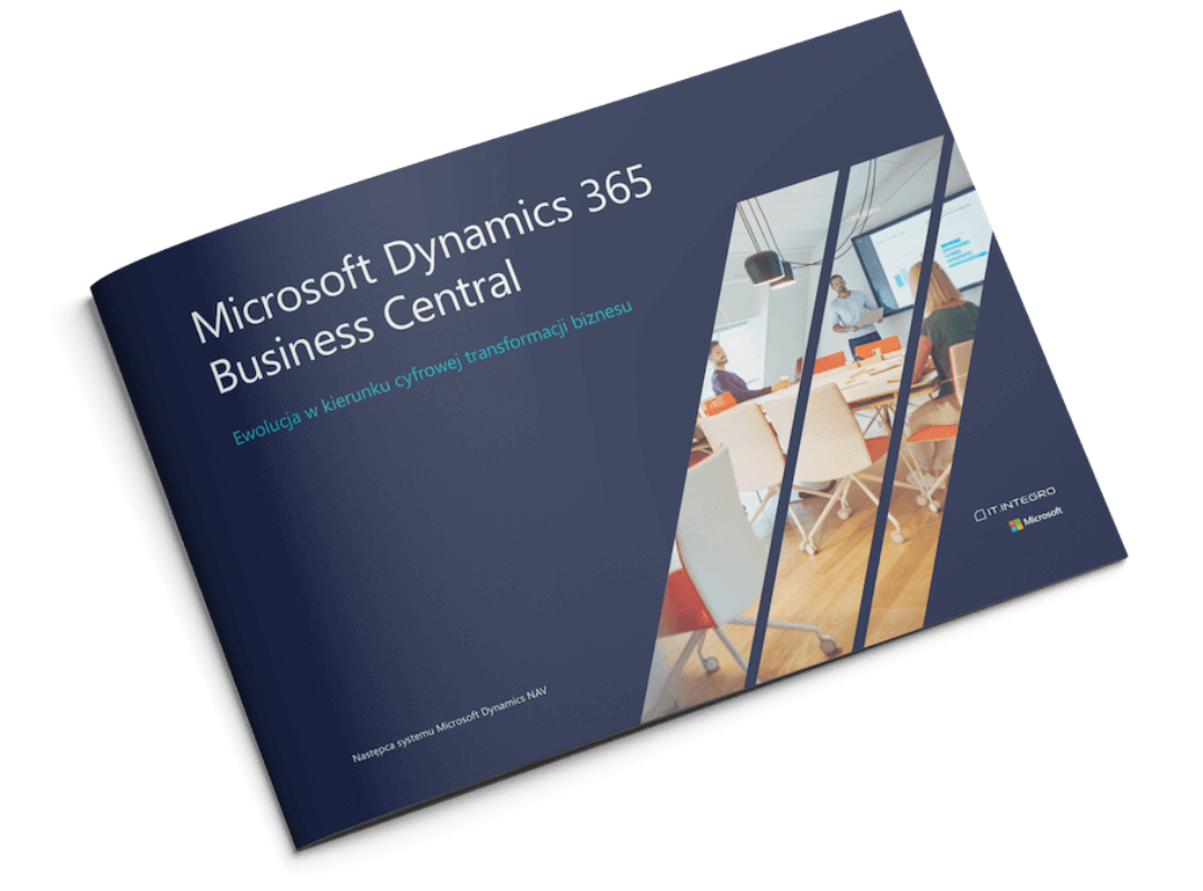 System ERP Microsoft Dynamics 365 Business Central